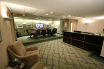 Reception/Conference Room